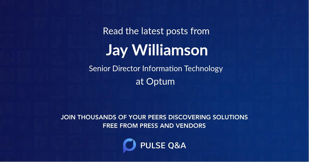 Jay Williamson