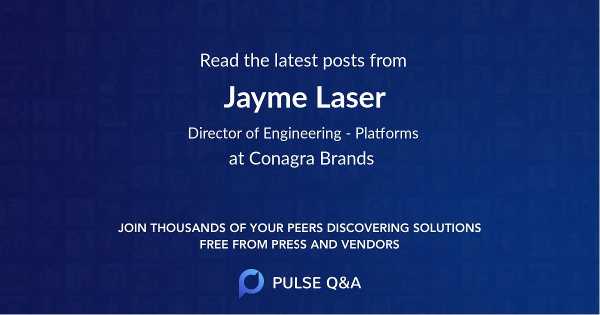 Jayme Laser