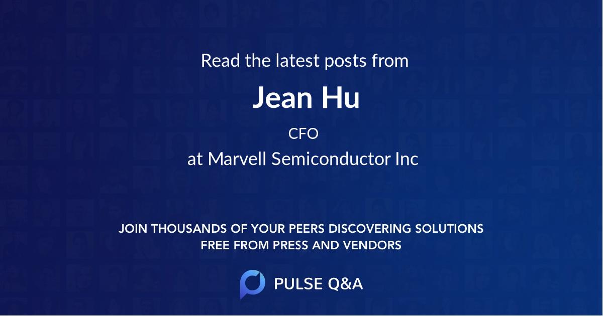 Jean Hu