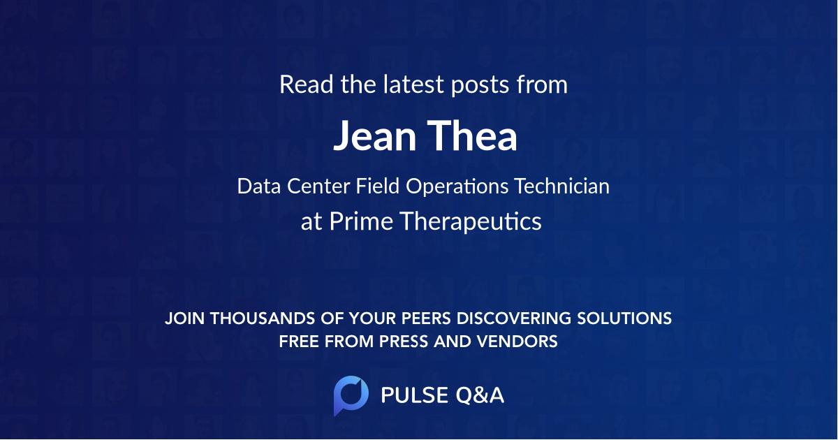 Jean Thea