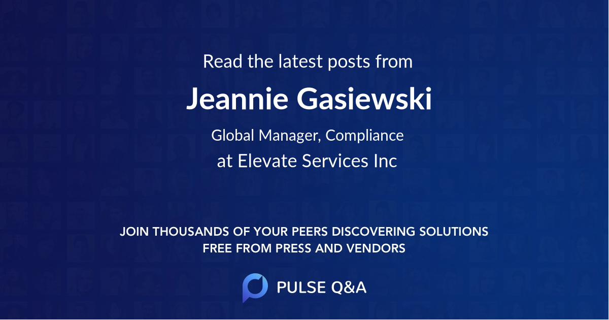 Jeannie Gasiewski