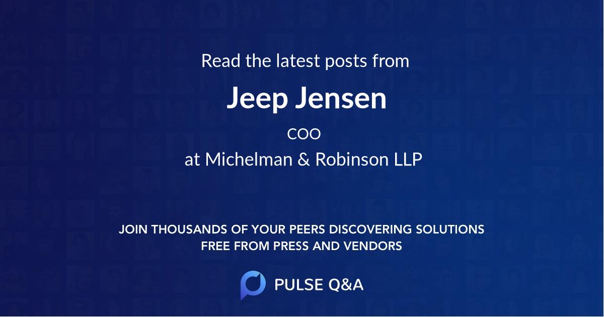 Jeep Jensen
