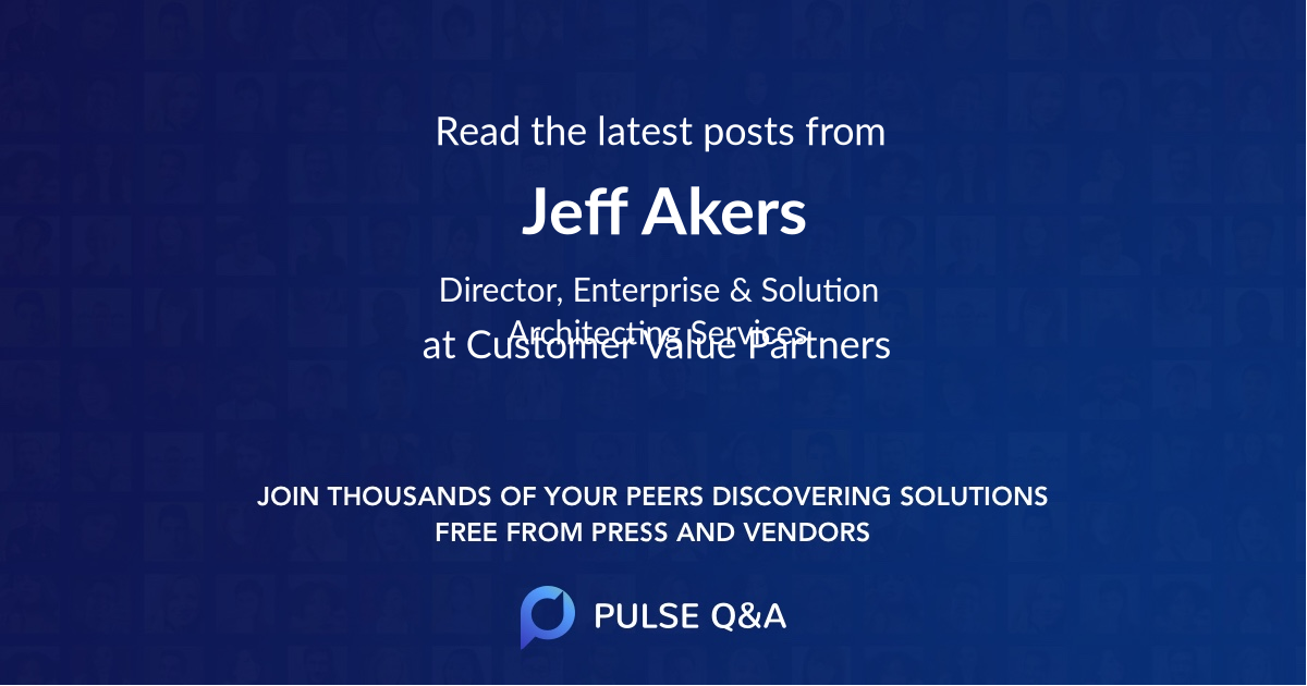 Jeff Akers