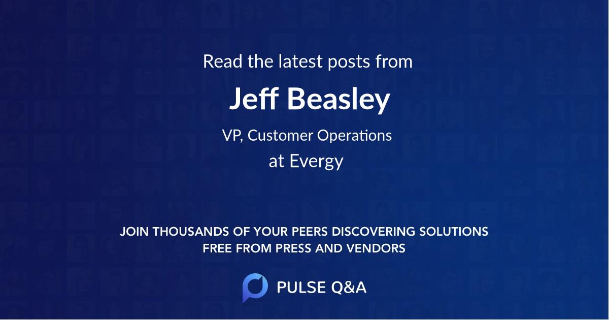 Jeff Beasley