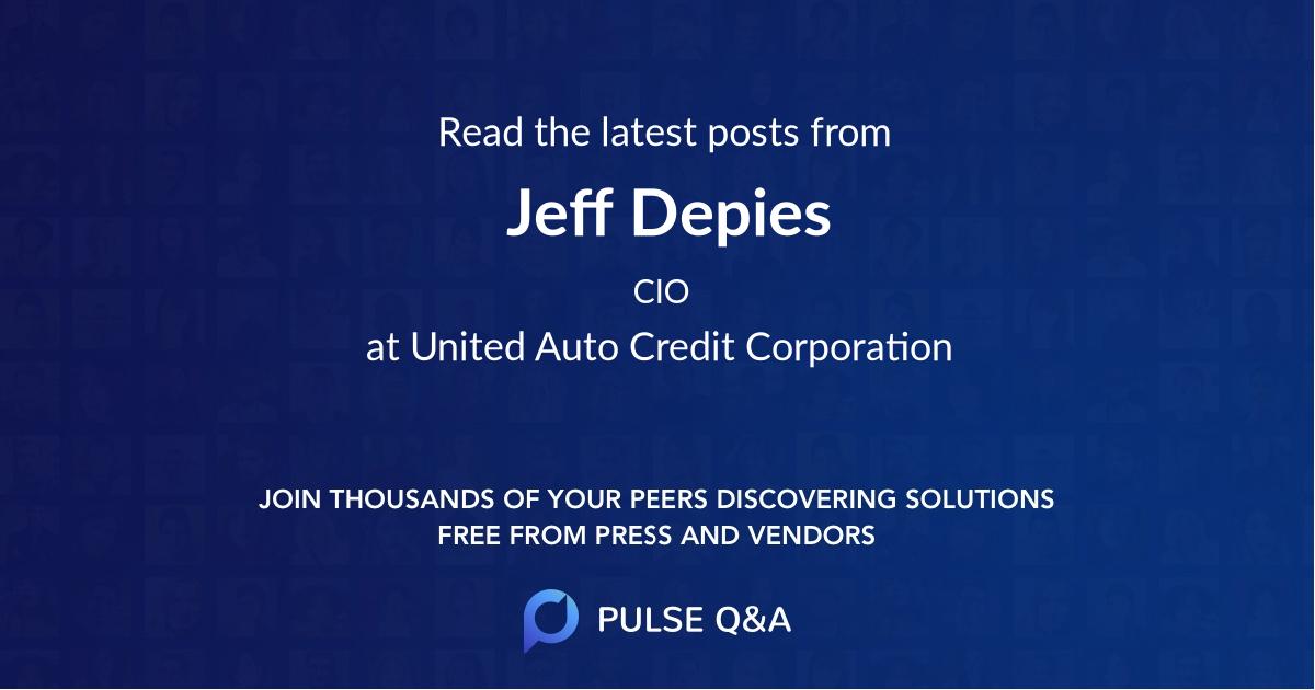 Jeff Depies