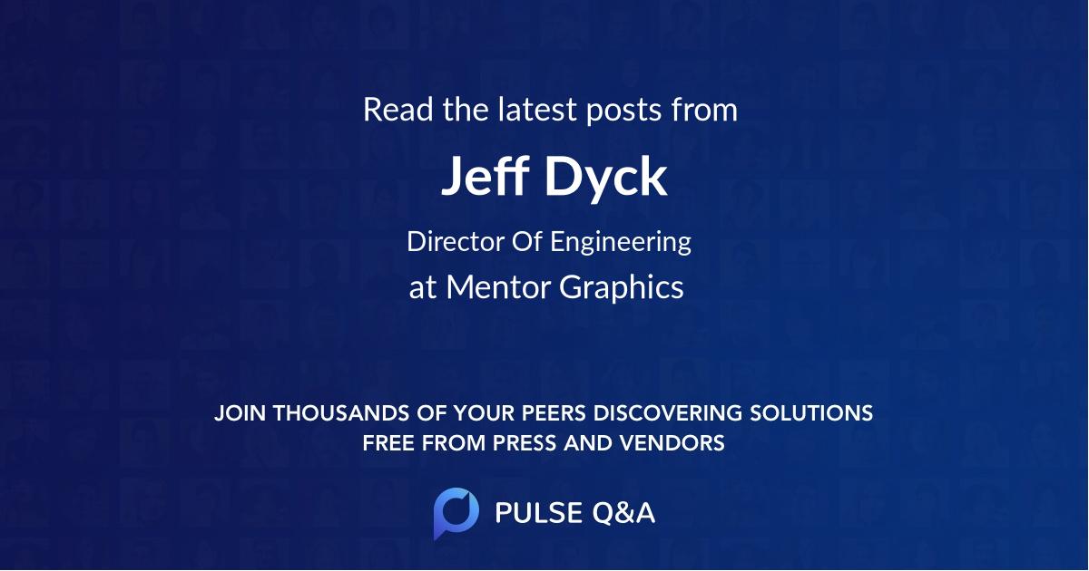 Jeff Dyck