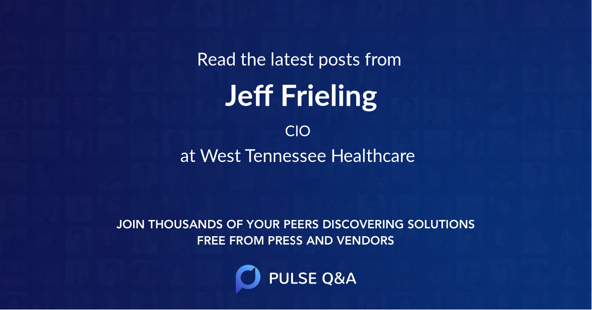 Jeff Frieling