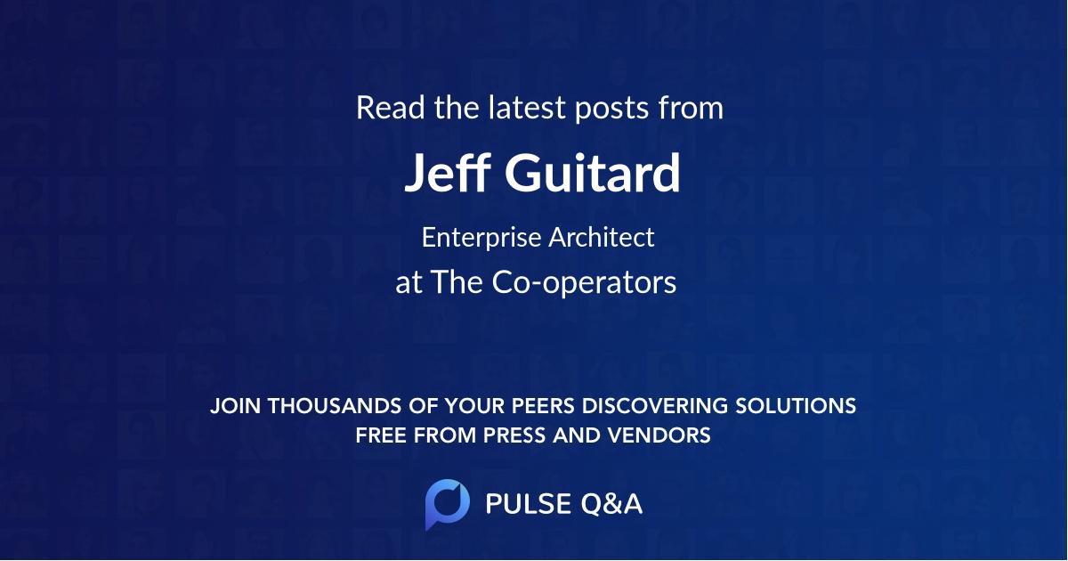 Jeff Guitard