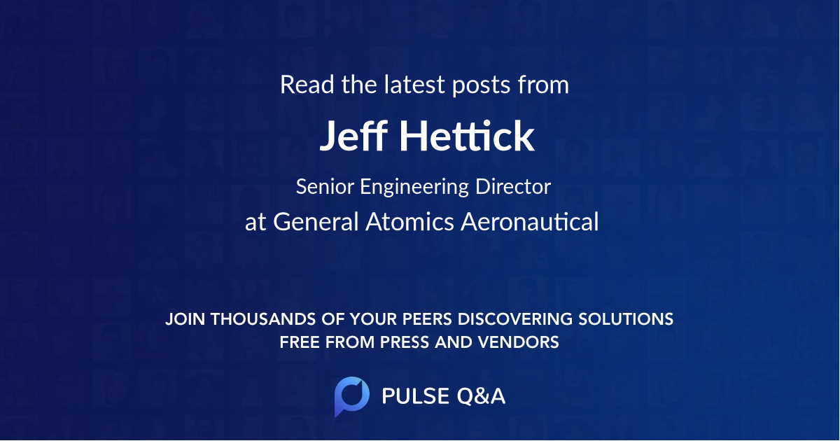 Jeff Hettick