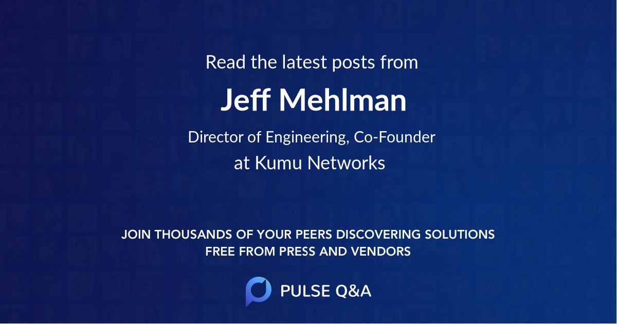 Jeff Mehlman