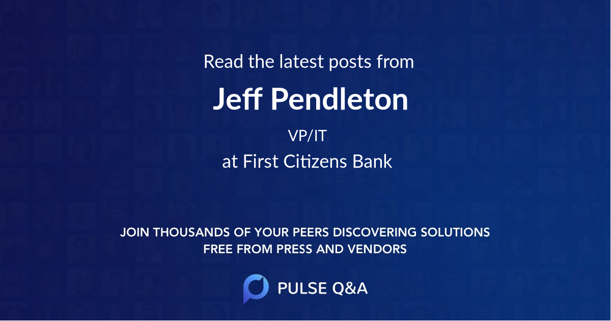 Jeff Pendleton