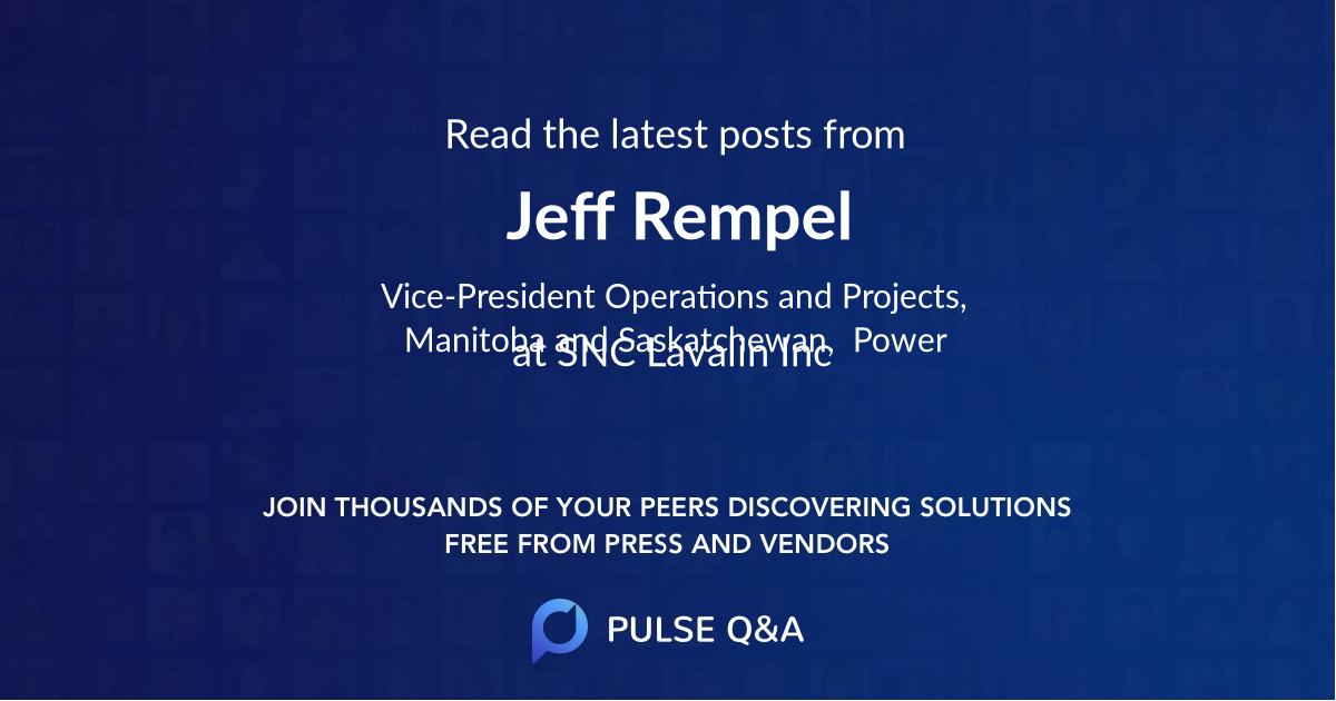 Jeff Rempel