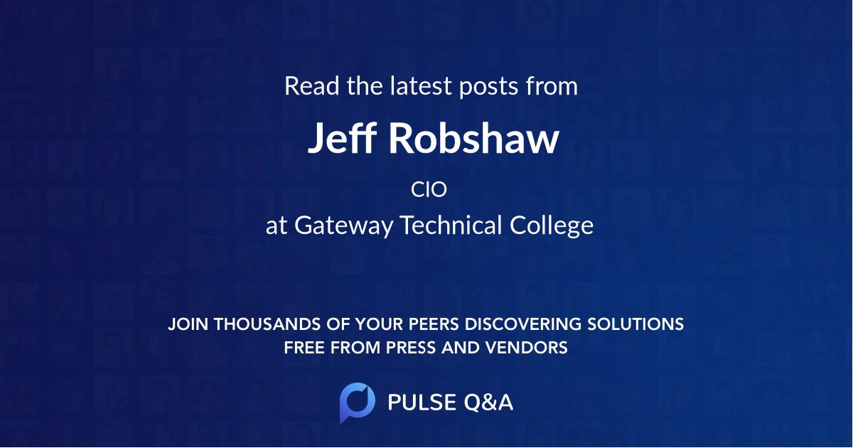 Jeff Robshaw