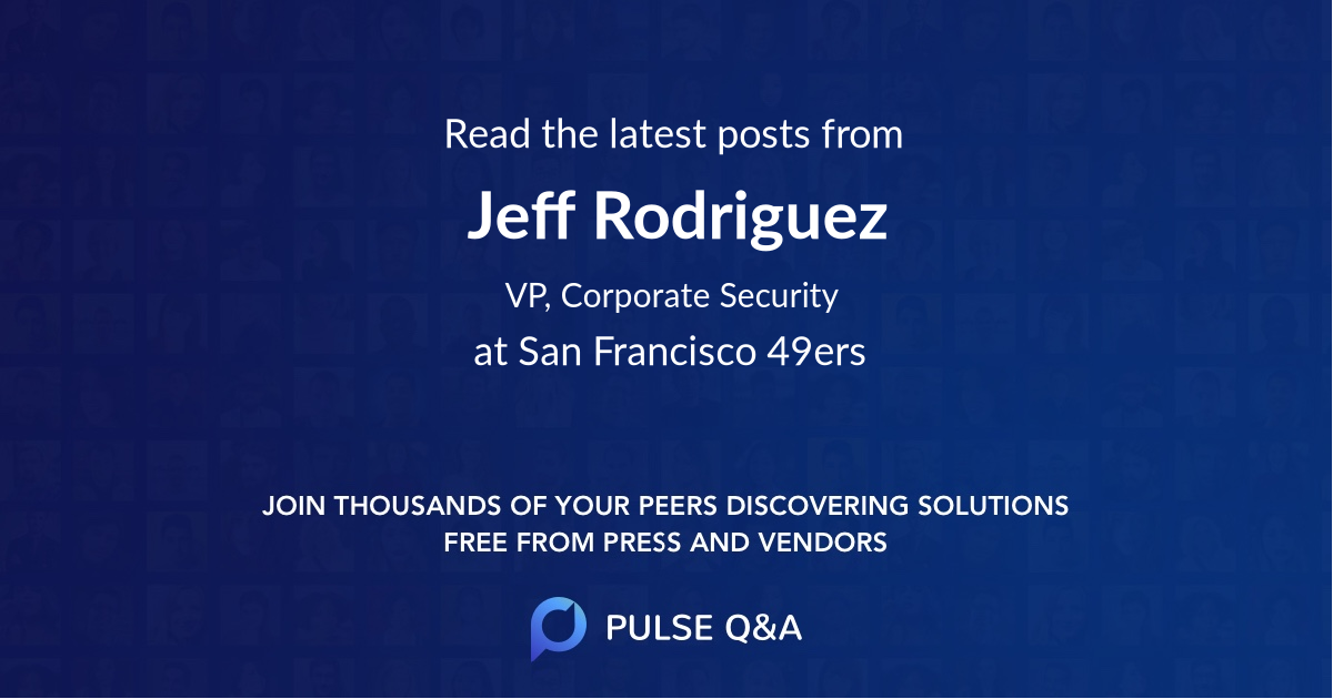 Jeff Rodriguez