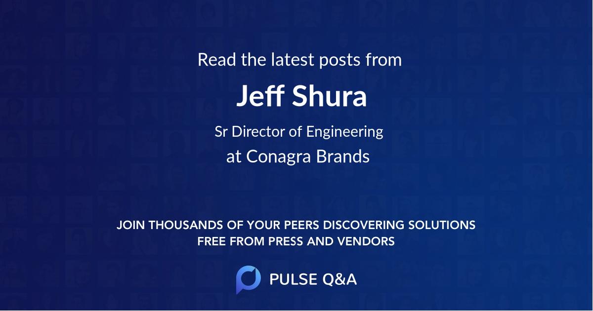 Jeff Shura