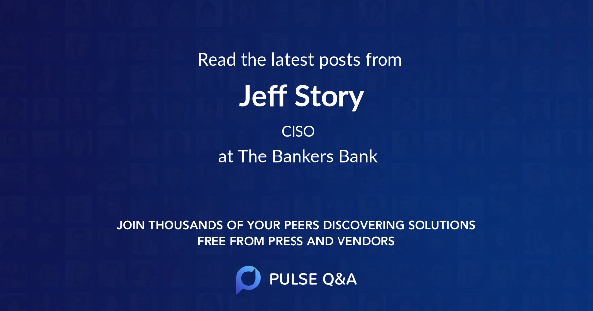 Jeff Story