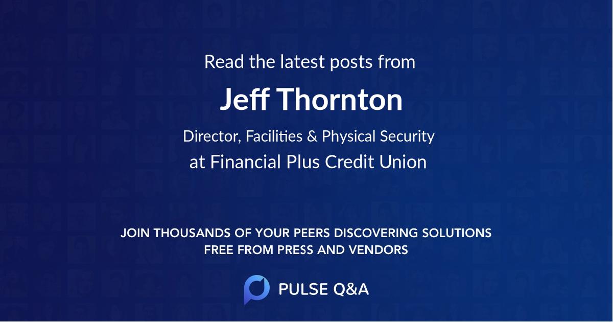 Jeff Thornton