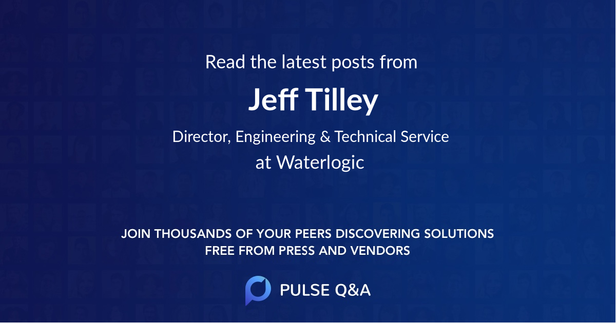 Jeff Tilley
