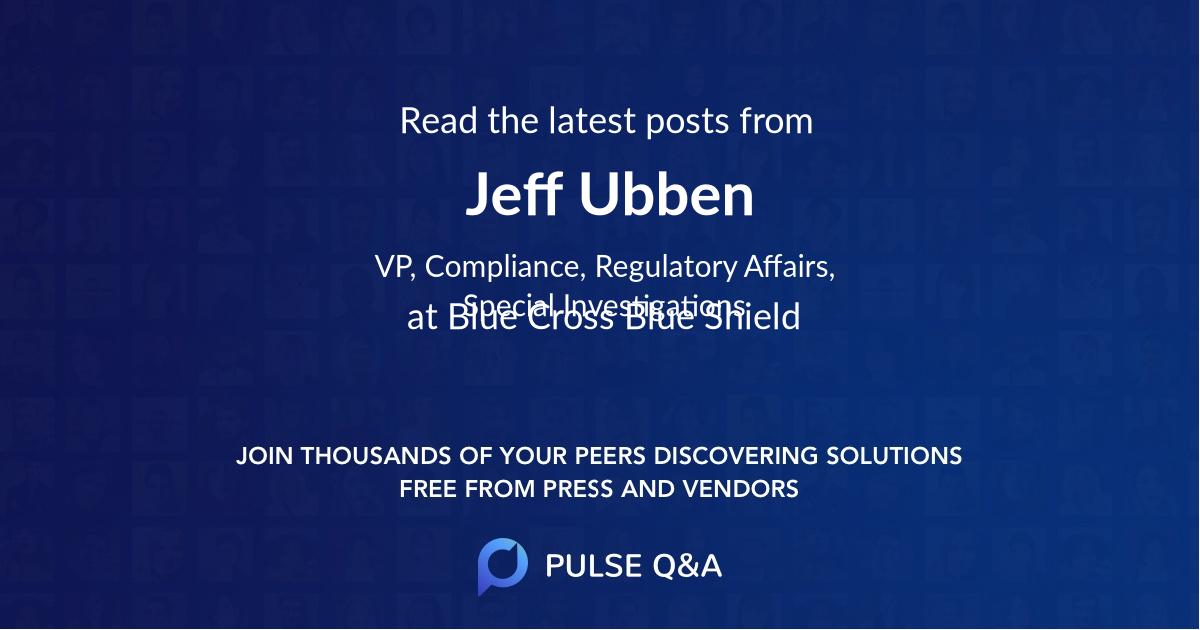 Jeff Ubben