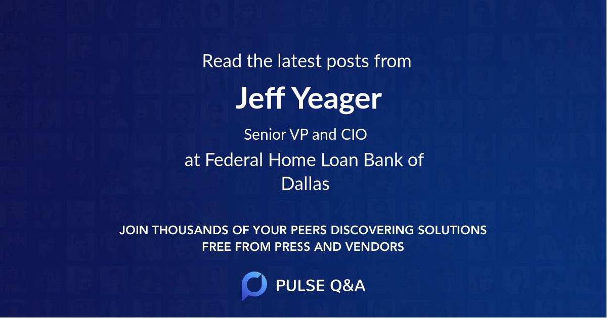Jeff Yeager