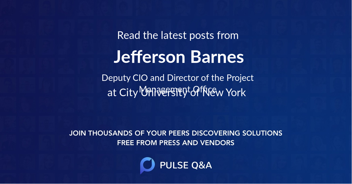 Jefferson Barnes