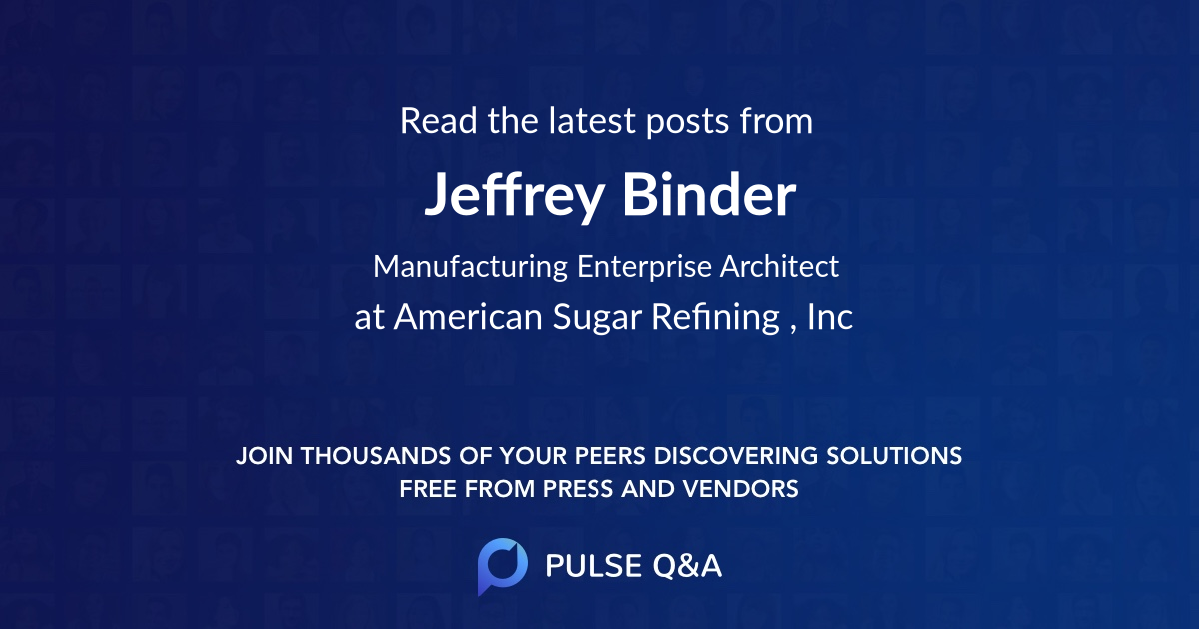 Jeffrey Binder