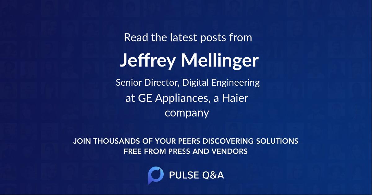 Jeffrey Mellinger
