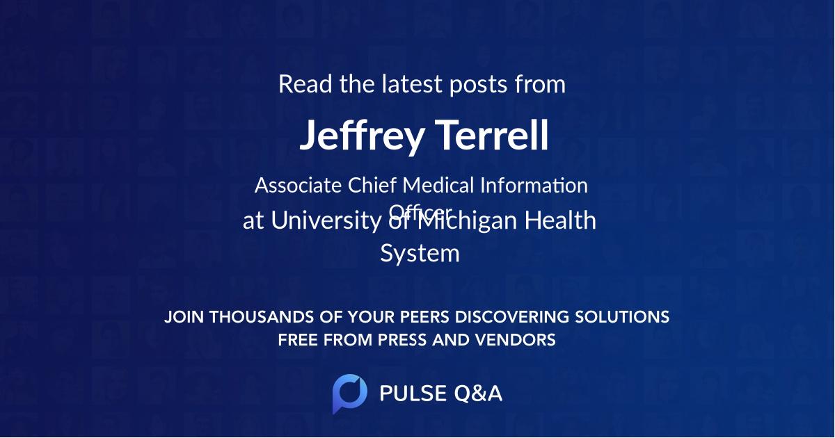 Jeffrey Terrell
