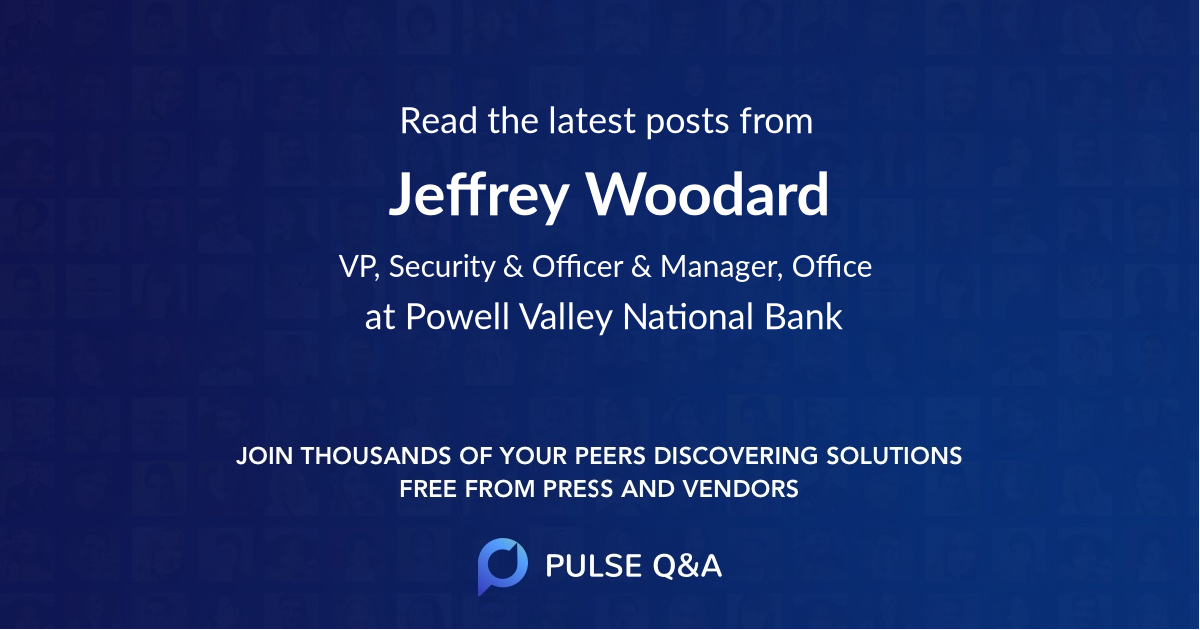 Jeffrey Woodard