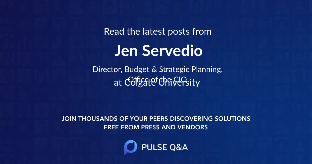 Jen Servedio
