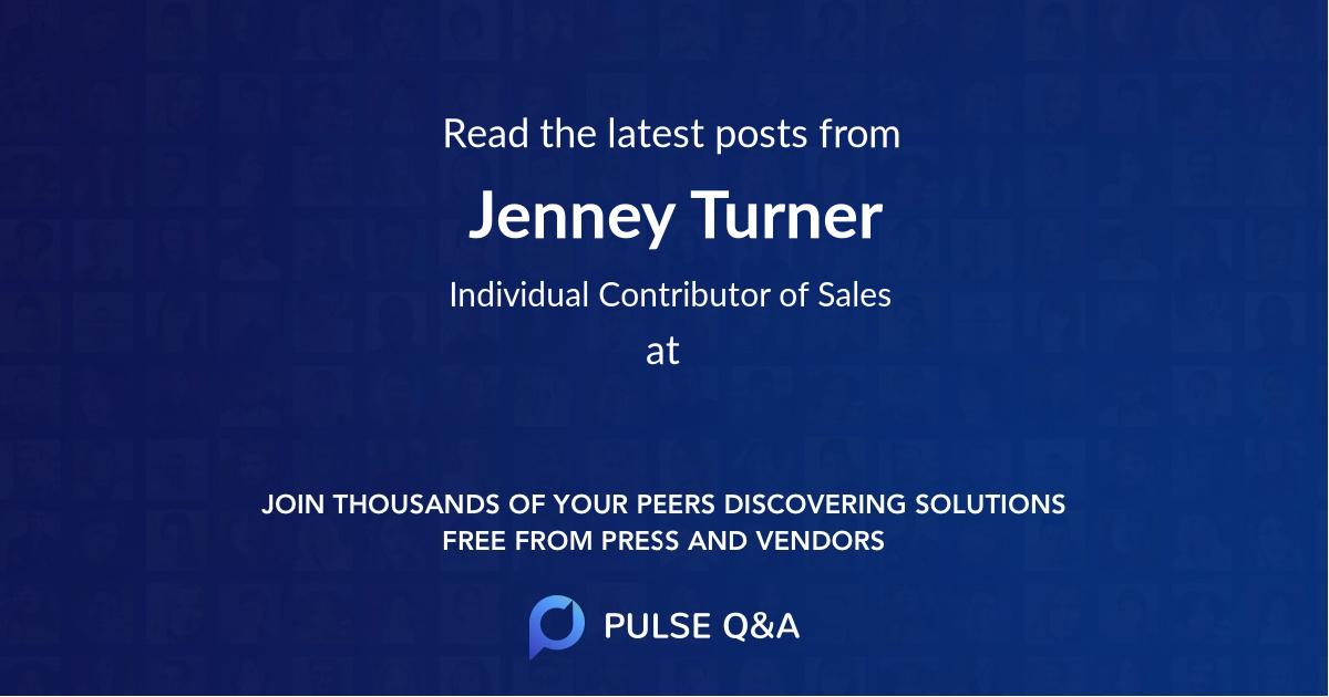 Jenney Turner
