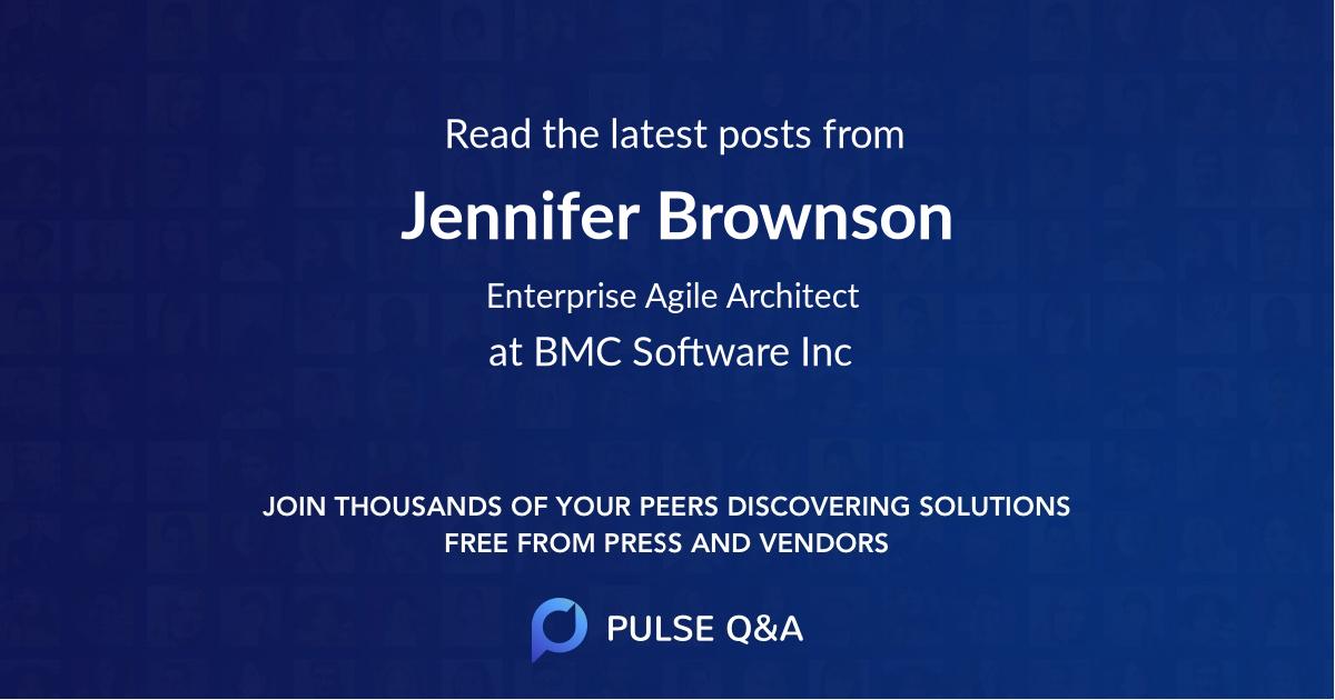 Jennifer Brownson