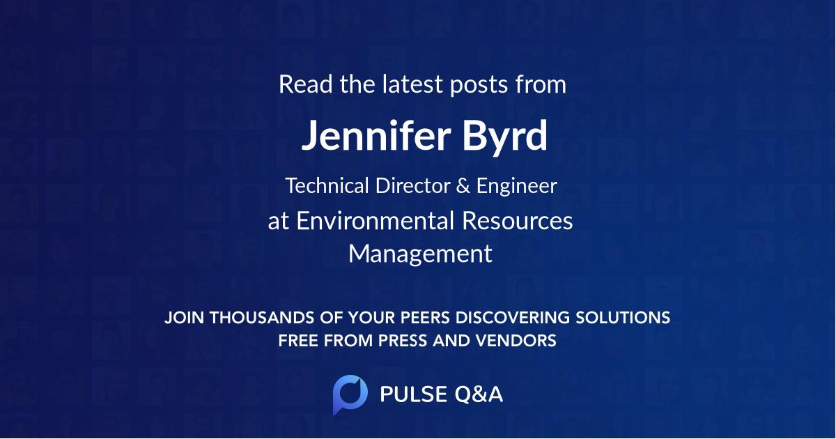 Jennifer Byrd