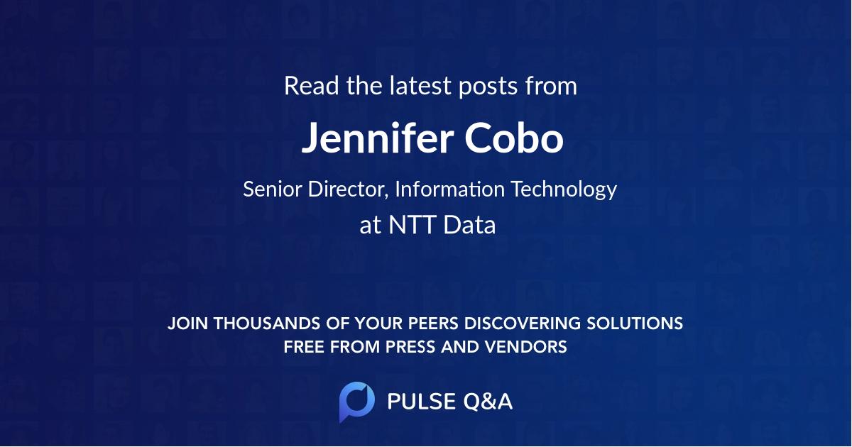 Jennifer Cobo