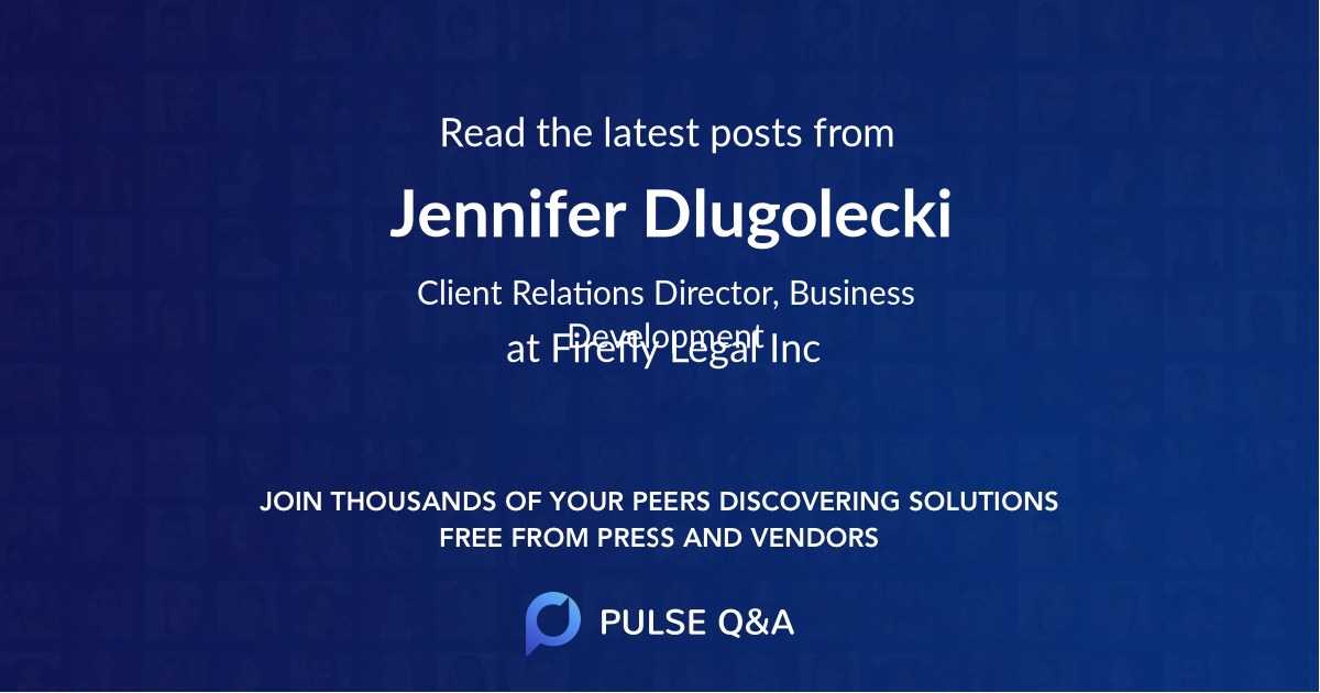 Jennifer Dlugolecki