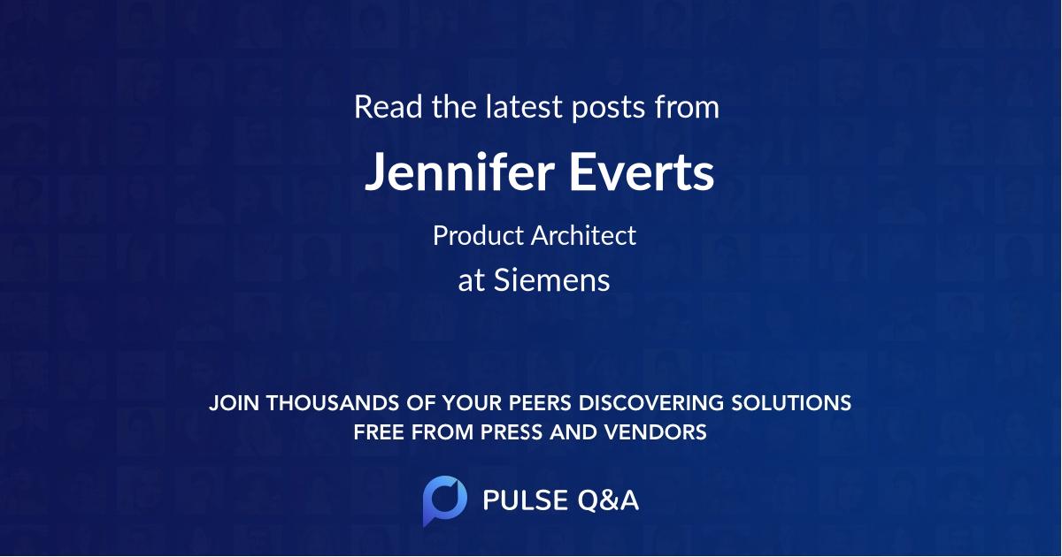 Jennifer Everts
