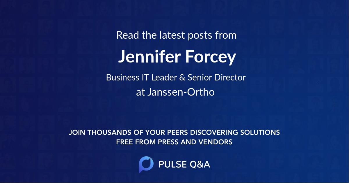Jennifer Forcey