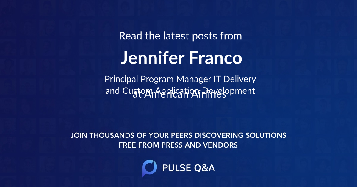 Jennifer Franco