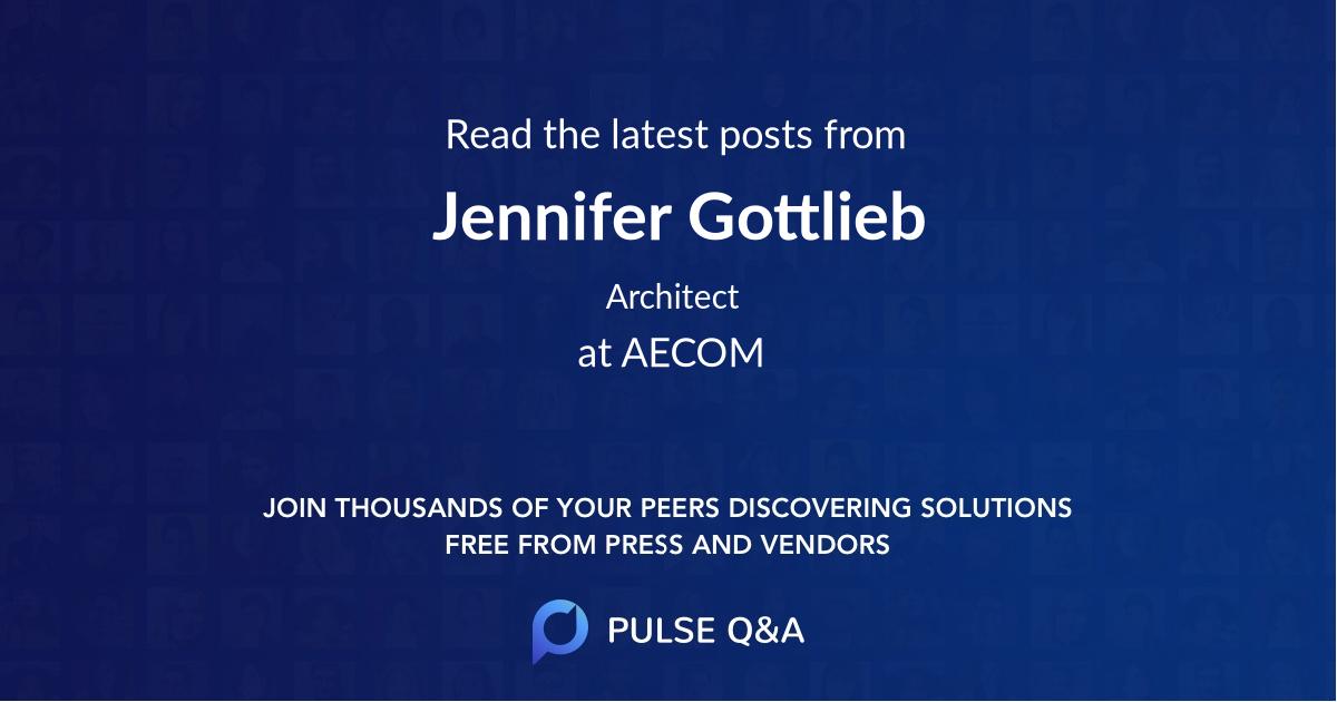 Jennifer Gottlieb