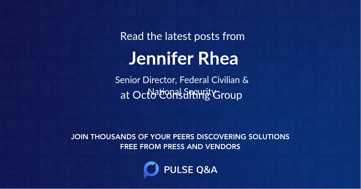 Jennifer Rhea