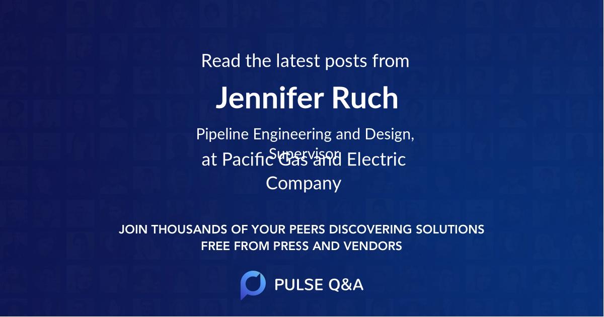 Jennifer Ruch