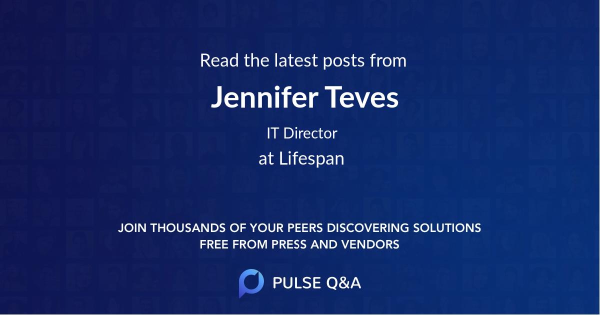 Jennifer Teves