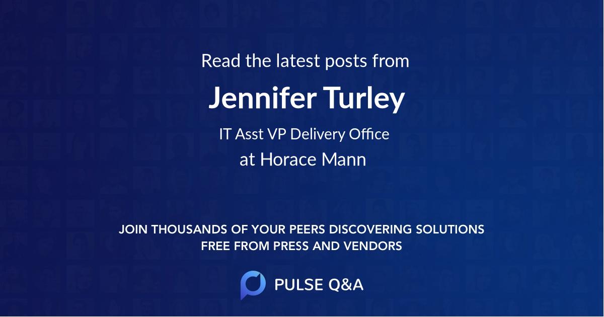 Jennifer Turley