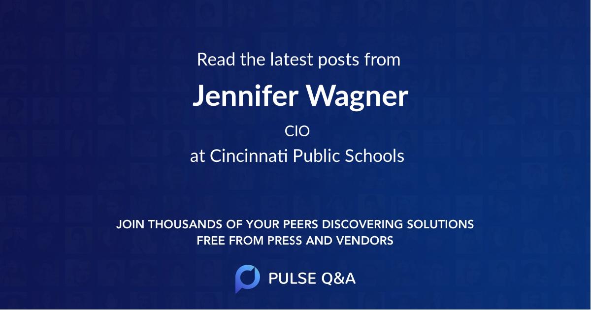 Jennifer Wagner