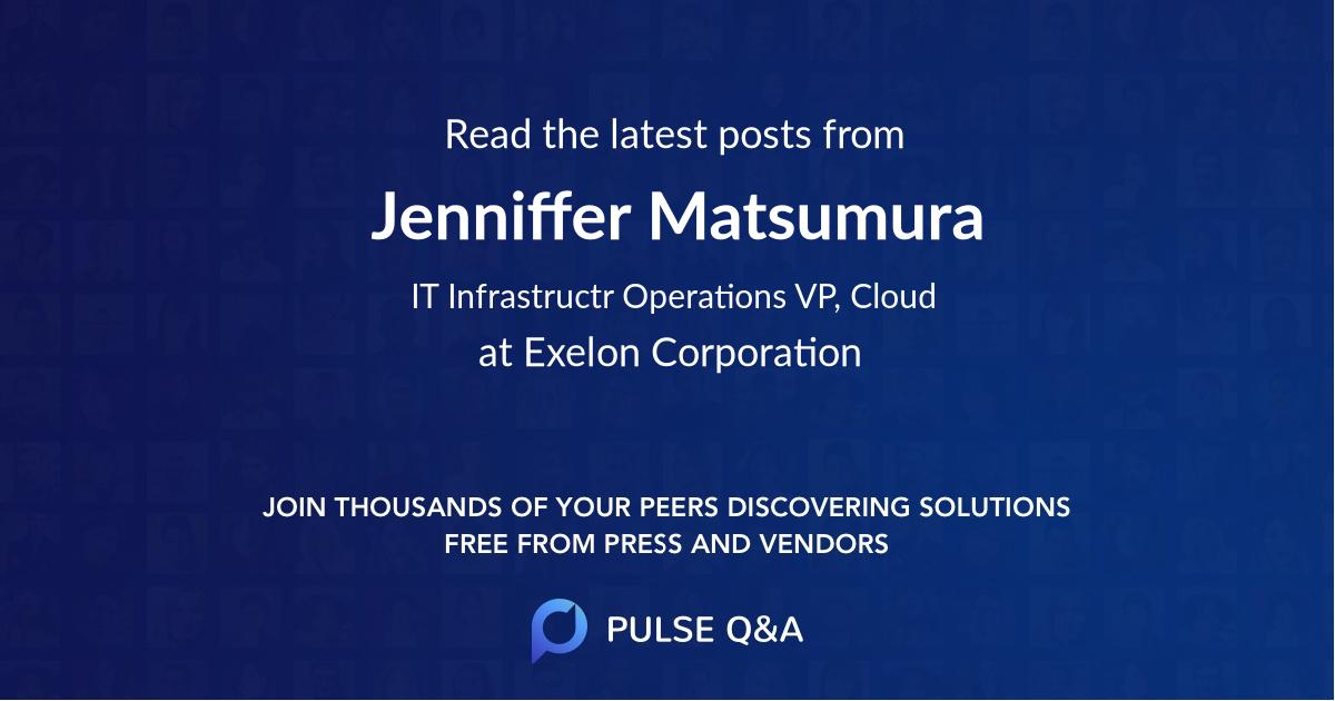 Jenniffer Matsumura