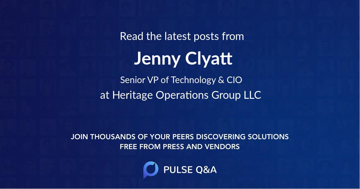 Jenny Clyatt