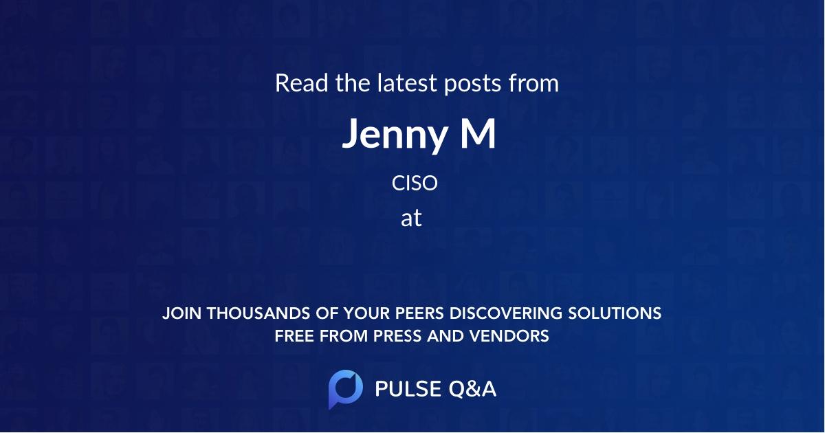 Jenny M.