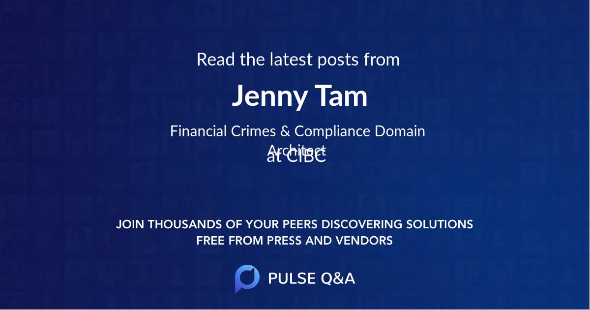 Jenny Tam