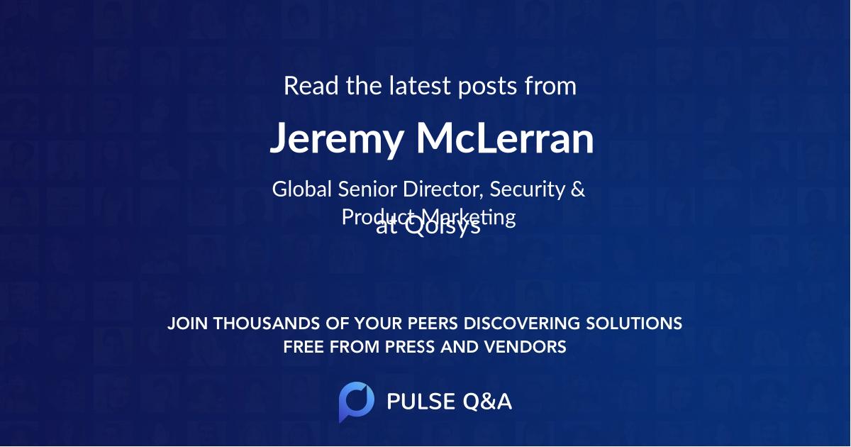 Jeremy McLerran