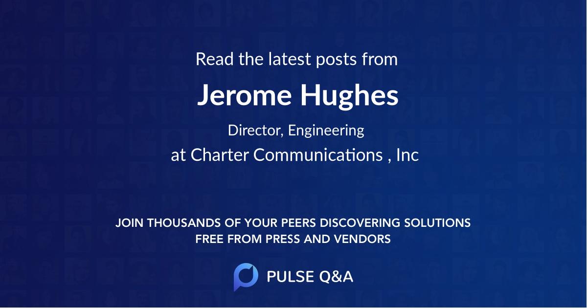 Jerome Hughes